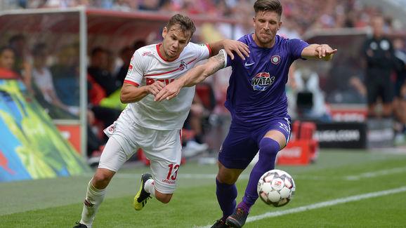 FC Koeln v FC Erzgebirge Aue - Second Bundesliga