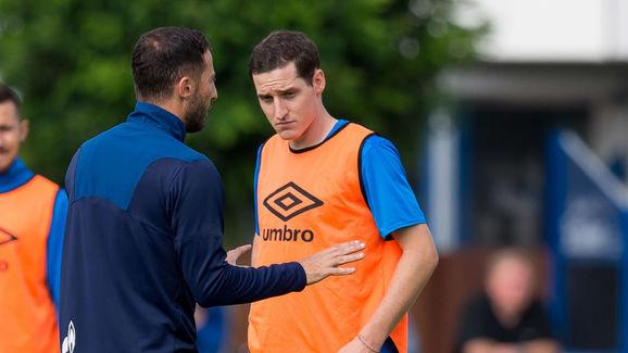 FC Schalke 04 Training Session