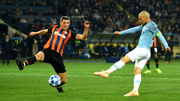 FC Shakhtar Donetsk v Manchester City - UEFA Champions League Group F