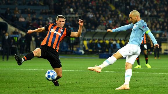 FC Shakhtar Donetsk v Manchester City - UEFA Champions League Group F