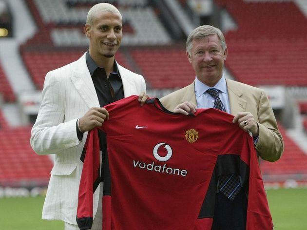 Ferdinand and Ferguson