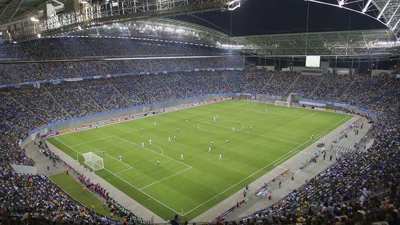 FIFA Confederations Cup 2005 Brazil v Greece