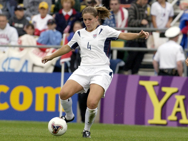 FIFA Women's World Cup USA 2003 - United States vs. Korea DPR  - September 28, 20