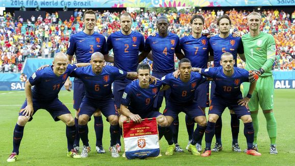 FIFA World Cup 2014 Brazil - 'Spain v Netherlands'