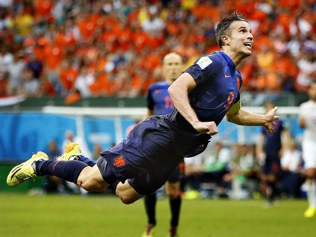 FIFA World Cup 2014 Brazil - 'Spain v Netherlands'