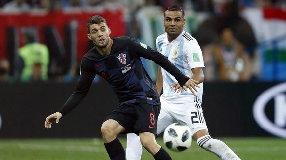 FIFA World Cup 2018 Russia'Argentina v Croatia'