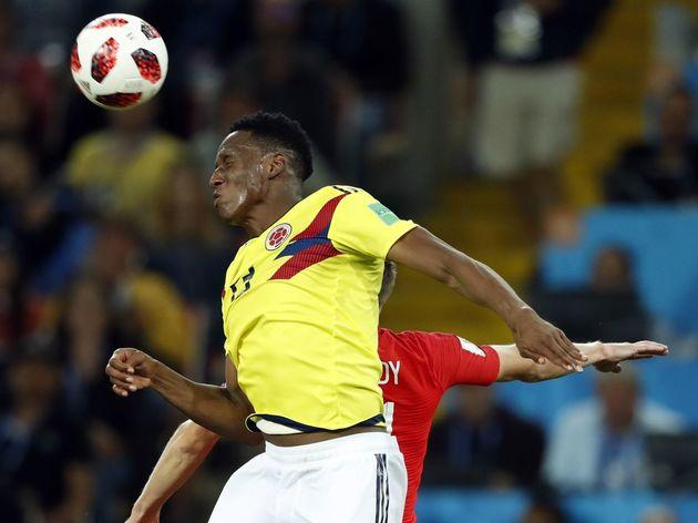 FIFA World Cup 2018 Russia'Columbia v England'