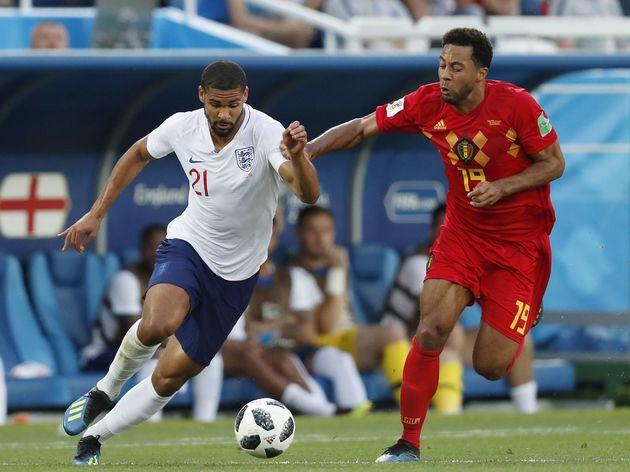FIFA World Cup 2018 Russia'England v Belgium'
