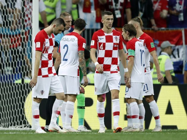 FIFA World Cup 2018 Russia'France v Croatia'