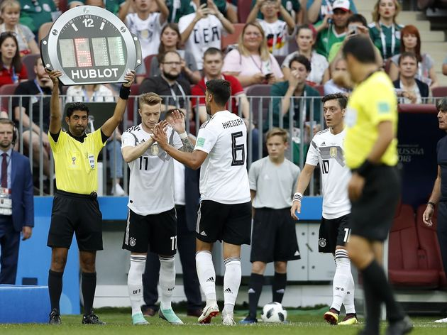 FIFA World Cup 2018 Russia'Germany v Mexico'