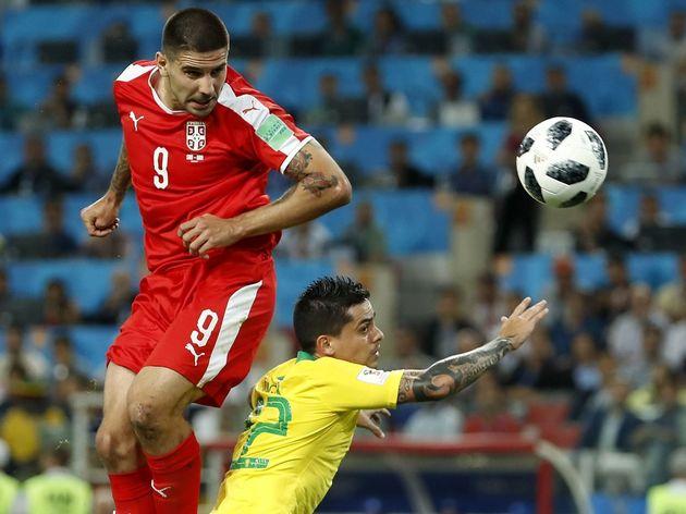 FIFA World Cup 2018 Russia'Serbia v Brazil'