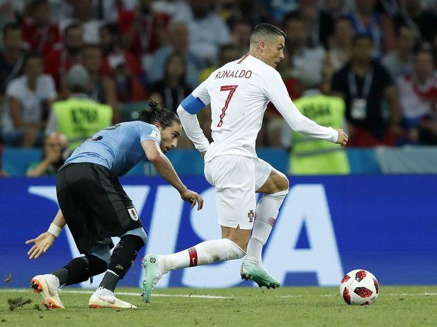 FIFA World Cup 2018 Russia'Uruguay v Portugal'