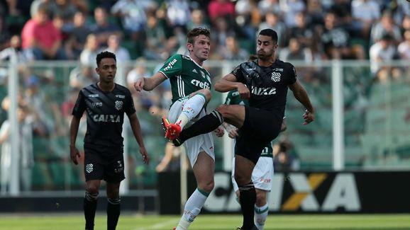 Figueirense v Palmeiras - Brasileirao Series A 2016
