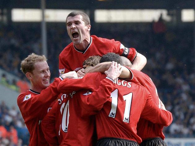 (FILES) Manchester United captain Roy Ke