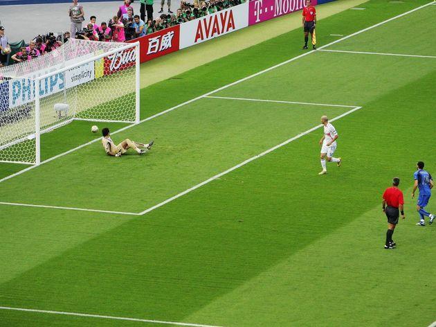 Zinedine Zidane,Gianluigi Buffon