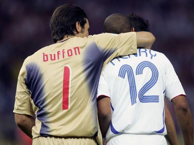 Thierry Henry,Gianluigi Buffon