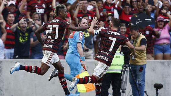 Bruno Henrique,Everton Ribeiro