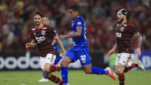 Rodrigo Caio,Para,Pedro Rocha