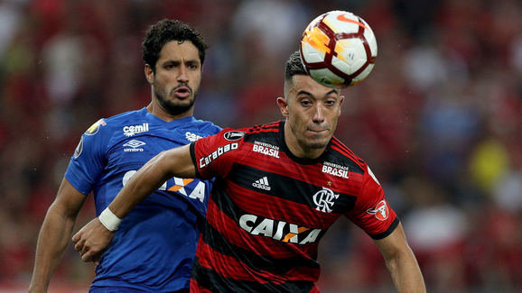Flamengo v Cruzeiro - Copa CONMEBOL Libertadores 2018