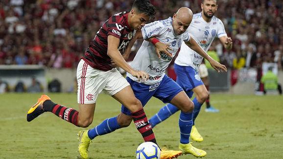 Reinier,Carlinhos