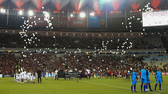 Flamengo v Fluminense - State Championship Semi-Final