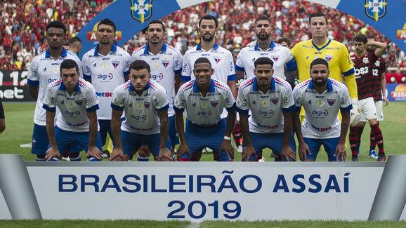Flamengo v Fortaleza - Brasileirao Series A 2019