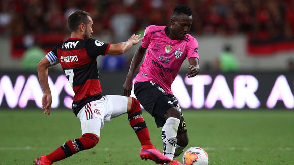 Beder Caicedo,Everton Ribeiro