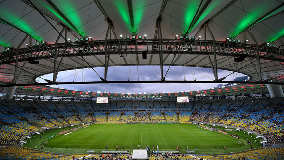 Fluminense v Botafogo - Brasileirao Series A 2014