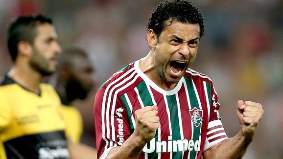 Fluminense v Criciuma - Brasileirao Series A 2014