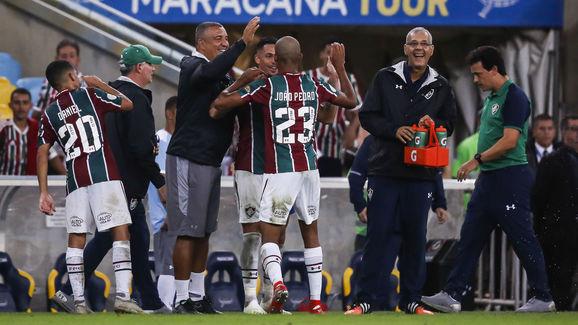 Fluminense v Cruzeiro - Brasileirao Series A 2019