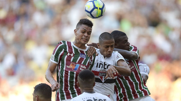 Fluminense v Sao Paulo - Brasileirao Series A 2018