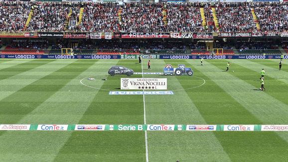 Foggia Calcio v Bari FC - Serie B