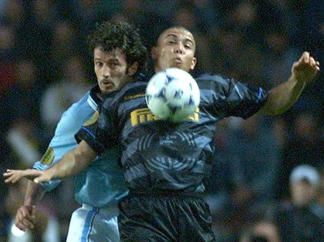 FOOT-UEFA-INTER MILAN-LAZIO ROME