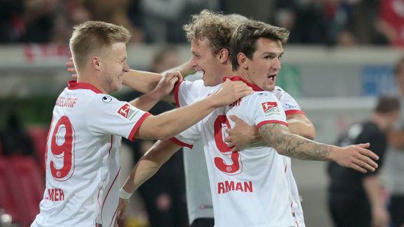 Fortuna Duesseldorf v MSV Duisburg - Second Bundesliga