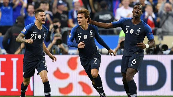 France v Germany - UEFA Nations League A