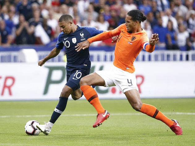 France v Netherlands - UEFA Nations League A