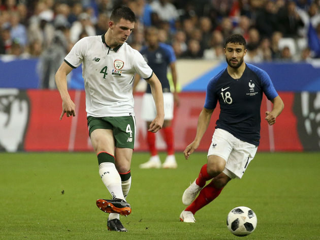 France v Republic of Ireland - International Friendly