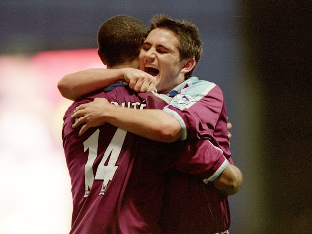 Frank Lampard, Frederic Kanoute
