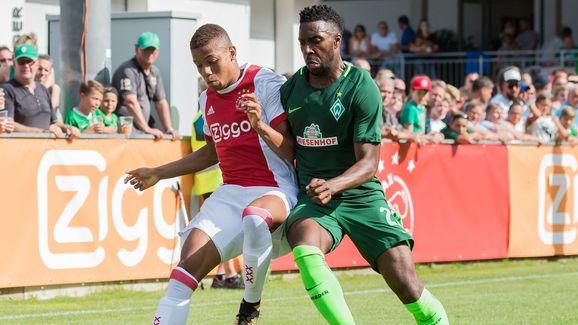 Friendly match'Ajax v SV Werder Bremen'