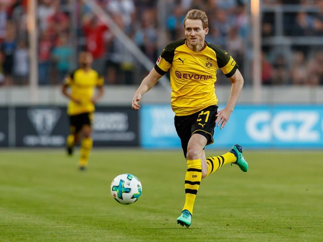 Fulham, Everton & Crystal Palace Eye Potential Move for Borussia Dortmund Forward Andre Schurrle