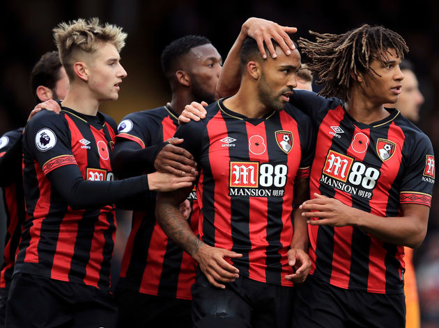 Callum Wilson,Nathan Ake,David Brooks
