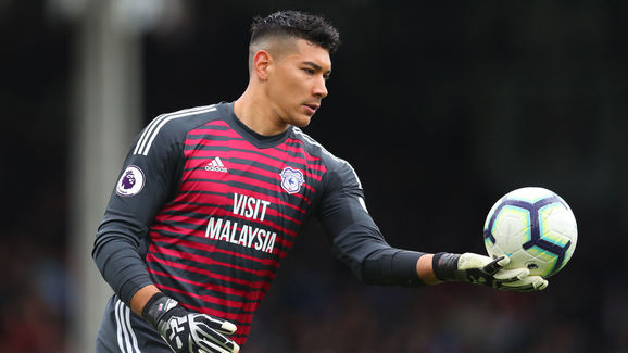 Neil Etheridge