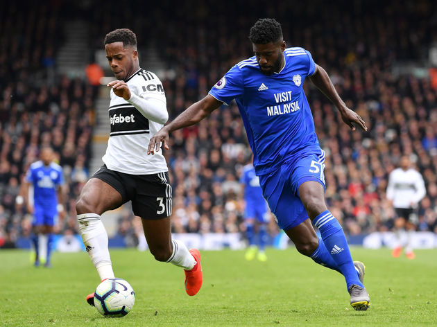 Ryan Sessegnon,Bruno Ecuele