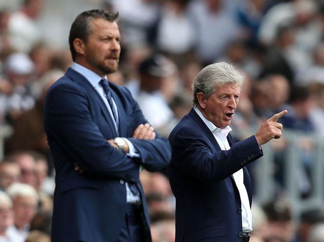 Fulham FC v Crystal Palace - Premier League