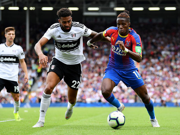 Fulham FC v Crystal Palace - Premier League