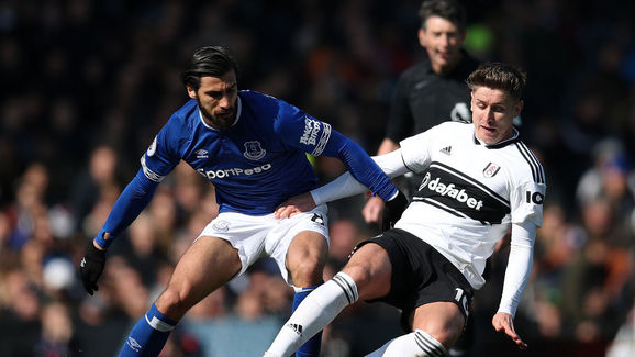Tom Cairney,Andre Gomes