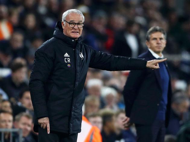 Fulham FC v Leicester City - Premier League