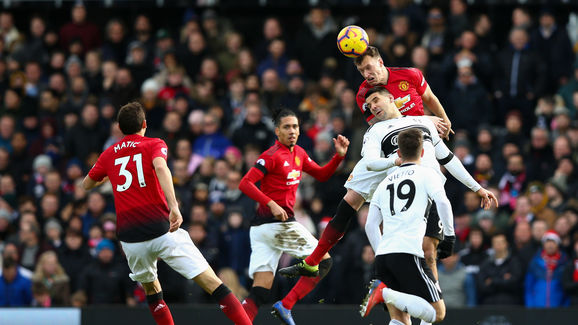 Phil Jones,Aleksandar Mitrovic