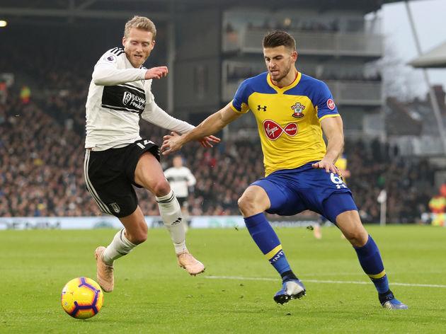 Fulham FC v Southampton FC - Premier League