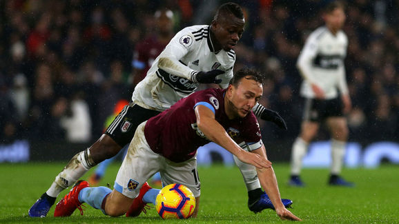 Mark Noble,Jean Michael Seri